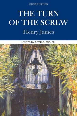 the corruption of innocence in turn of the screw by henry james Henry james was known to have had an interest in the inner lives of children, as  both  youth and innocence quotes in the turn of the screw  to corrupt.