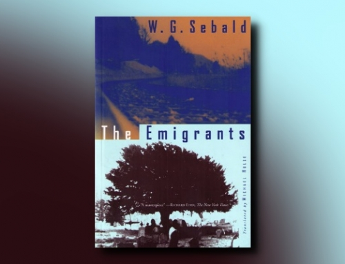 W.G. Sebald: The Emigrants