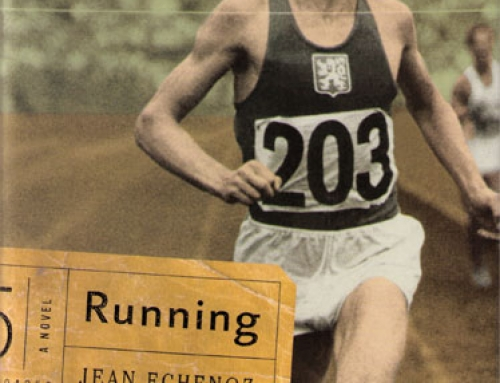 Jean Echenoz: Running