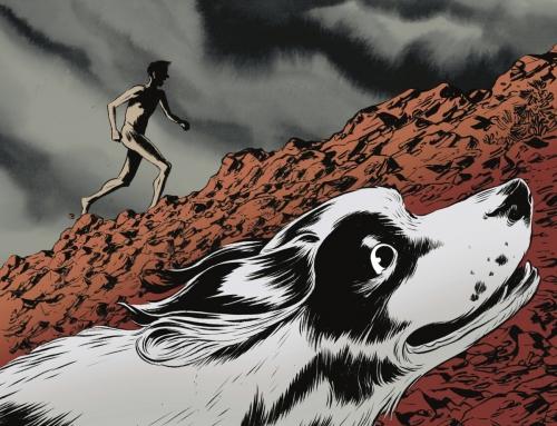 """Callan Wink: """"Dog Run Moon"""""""