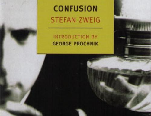 Stefan Zweig: Confusion