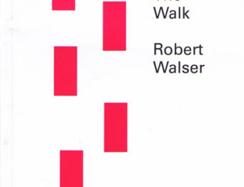 Robert Walser: The Walk