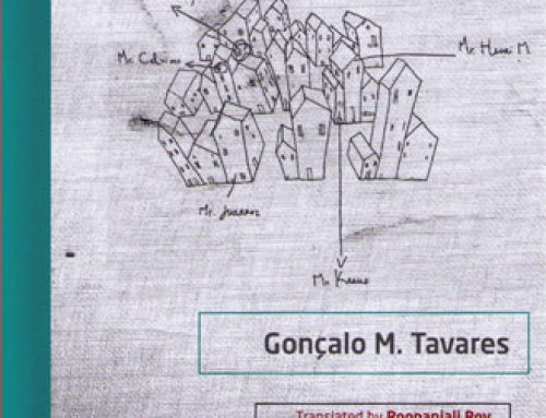 Gonçalo M. Tavares: The Neighborhood