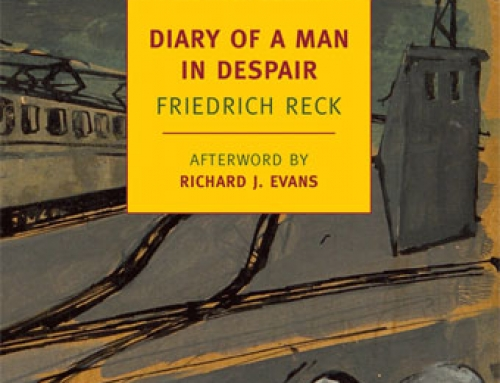Friedrich Reck: Diary of a Man in Despair