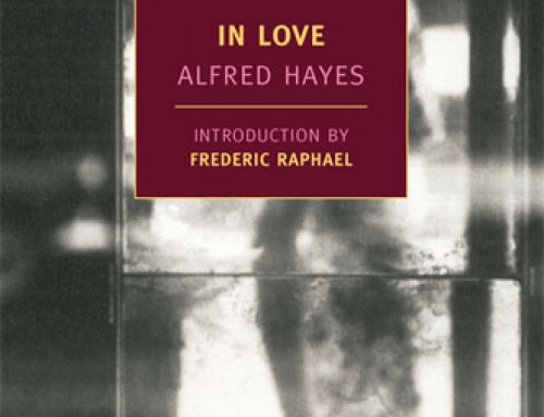 Alfred Hayes: In Love