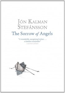 The Sorrow of Angels Cover