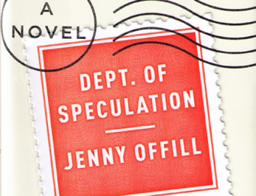Jenny Offill: Dept. of Speculation