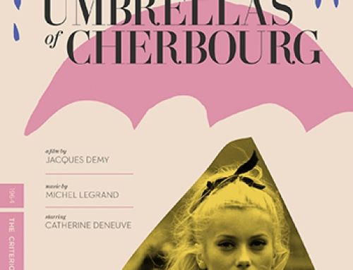 Jacques Demy: The Umbrellas of Cherbourg