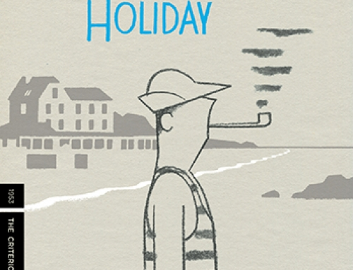 Jacques Tati: Monsieur Hulot's Holiday