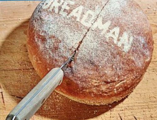 "J. Robert Lennon: ""Breadman"""