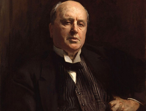 "Henry James: ""The Pension Beaurepas"""