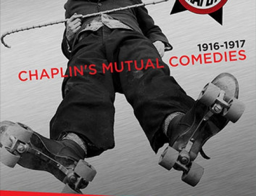 Flicker Alley's Chaplin's Mutual Comedies