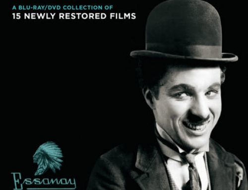 Flicker Alley's Chaplin's Essanay Comedies