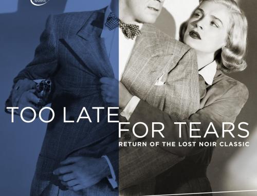 Byron Haskin: Too Late for Tears