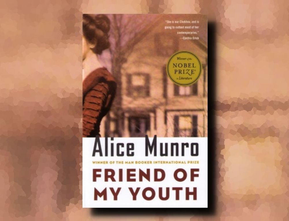 "Alice Munro: ""Oranges and Apples"""