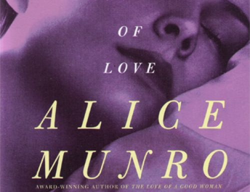 "Alice Munro: ""Jesse and Meribeth"""