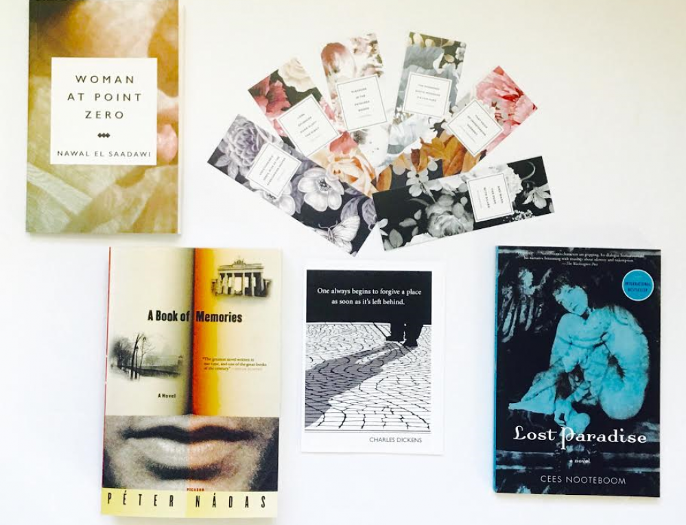 Giveaway! A World Literature Box from Boxwalla