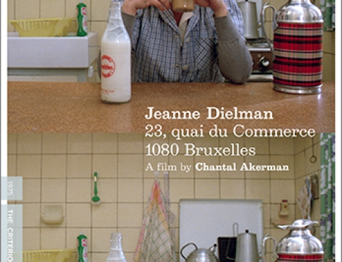 Chantal Akerman: Jeanne Dielman, 23, Quai du Commerce, 1080 Bruxelles