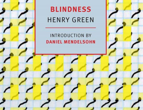 Henry Green: Blindness