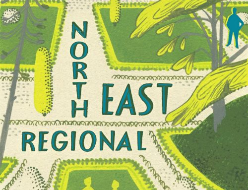 "Emma Cline: ""Northeast Regional"""