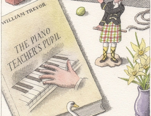 "William Trevor: ""The Piano Teacher's Pupil"""