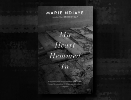 Marie NDiaye: My Heart Hemmed In