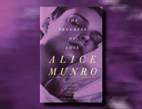 """Alice Munro: """"Lichen"""""""