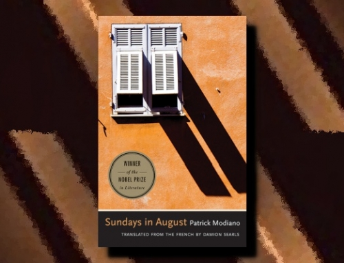 Patrick Modiano: Sundays in August