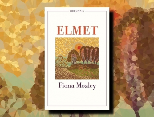 Elmet - Fiona Mozley. Signed and dated UK first edition 1/1