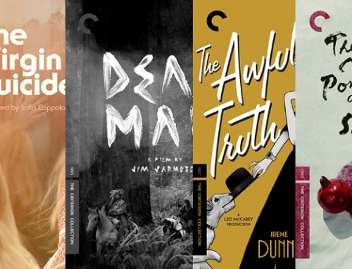 The Criterion Collection Announces April 2018 Releases