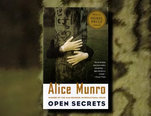 "Alice Munro: ""Spaceships Have Landed"""