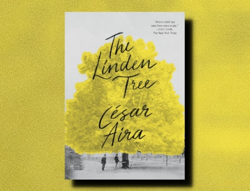 César Aira: The Linden Tree