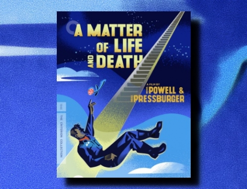 Michael Powell and Emeric Pressburger: A Matter of Life and Death