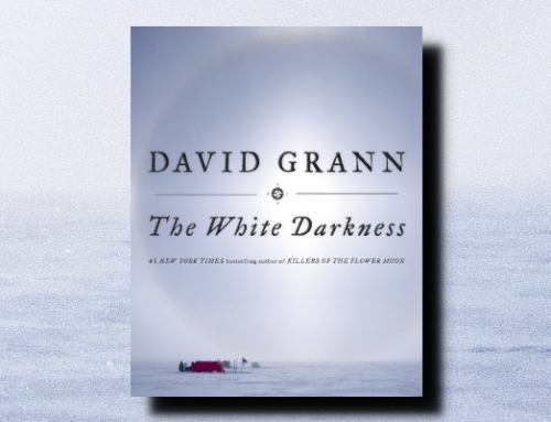 David Grann: The White Darkness