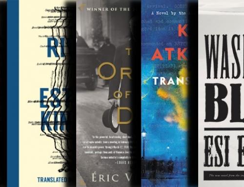 September 2018 Books to Read