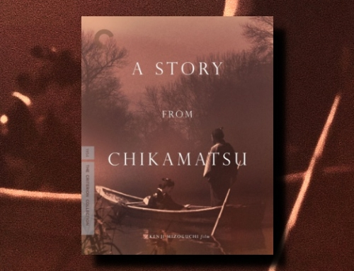 Kenji Mizoguchi: A Story from Chikamatsu