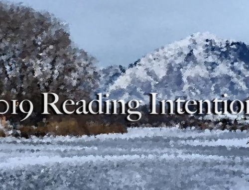 Reading Intentions for 2019