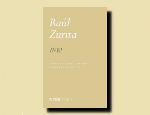 Raúl Zurita: INRI