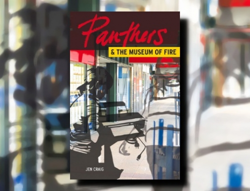 Jen Craig: Panthers and the Museum of Fire