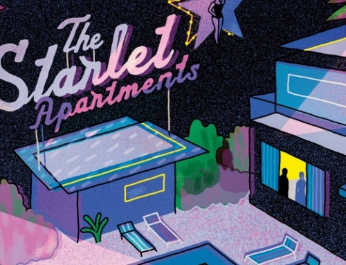 "Jonathan Lethem: ""The Starlet Apartments"""