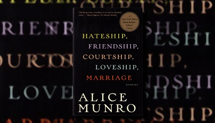 "Alice Munro: ""What Is Remembered"""