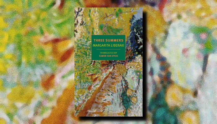 Margarita Liberaki: Three Summers