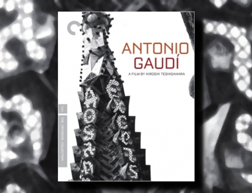 Hiroshi Teshigahara: Antonio Gaudí