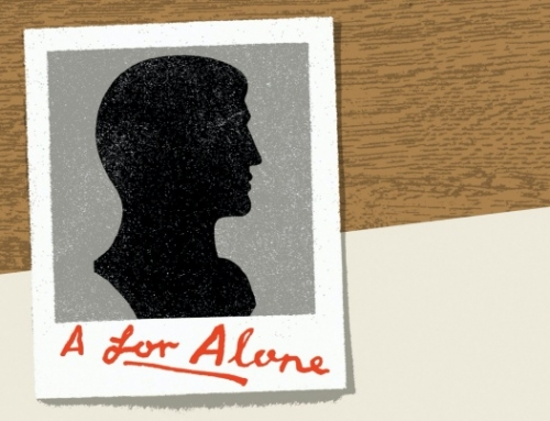 "Curtis Sittenfeld: ""A for Alone"""