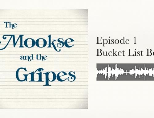Bucket List Books — Episode 1