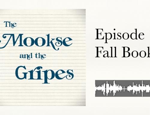 Fall Books — Episode 7