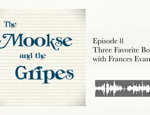 Three Favorite Books with Frances Evangelista — Episode 8