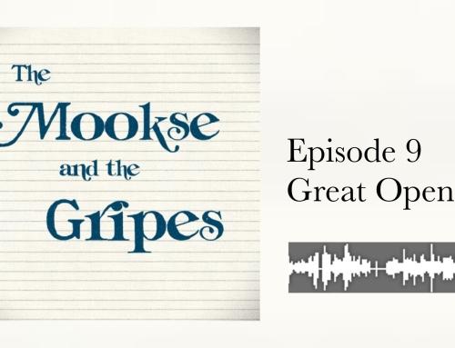 Great Openings — Episode 9